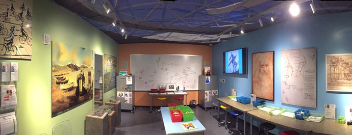 The Dali's Children's Activity/Education Room - open regular Museum hours