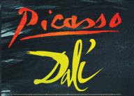 Picasso/Dali Conference: Day 1