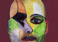 You Cubed:  Picasso Self-Portrait Workshop & Make + Take Cubism Art Activities at the Morean