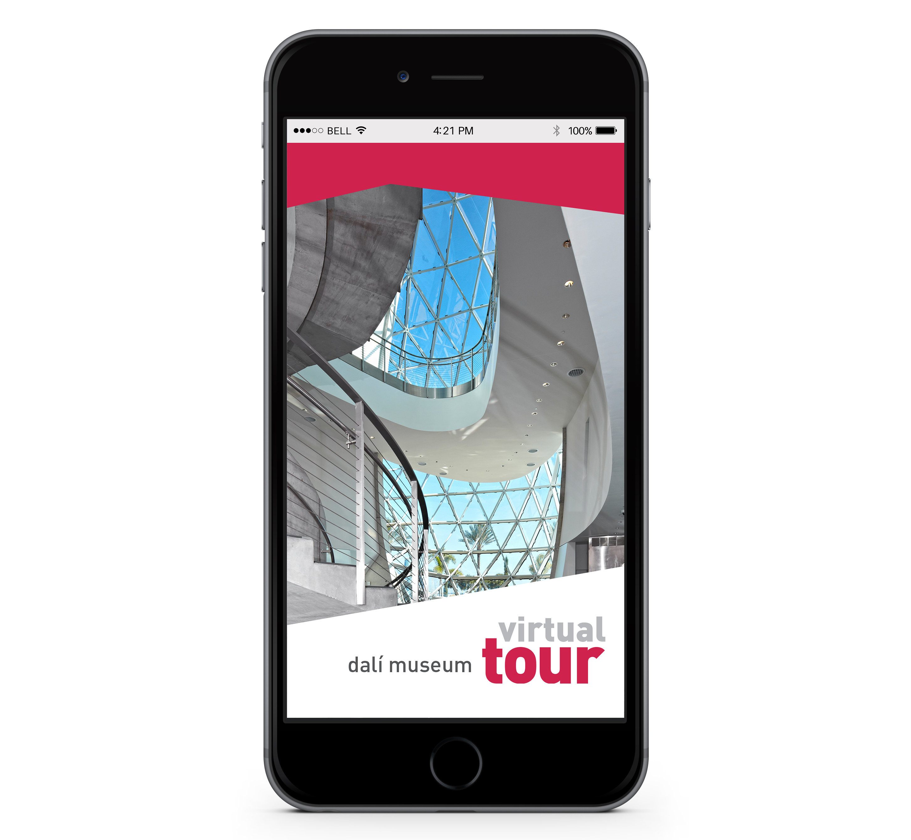 New Virtual Tour App