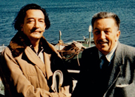 "Coffee with a Curator – Dr. Hank Hine – ""Disney & Dali: An Introduction Part II"""