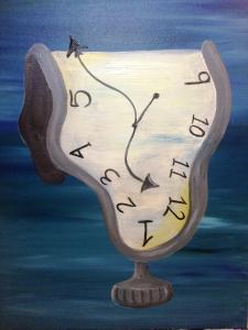 melting clock 2 hour salvador dali museum salvador dali museum