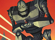 Dali and Beyond Film Series: The Iron Giant