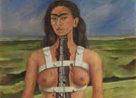 Coffee with a Curator – Hank Hine: Frida Kahlo at The Dali