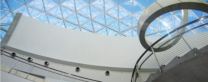 Dalí Museum architecture detail