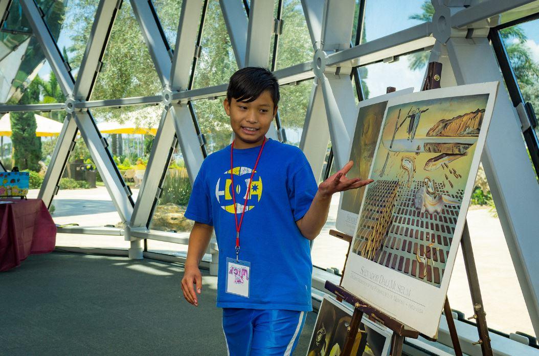 Jr. Docent Art Camp