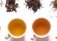four cups of tea