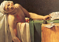 SciCafe-CSI: Museum, The Death of Marat as Art and Evidence