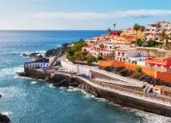a photo of the Spanish coast