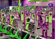 YouFit gym exercise machines