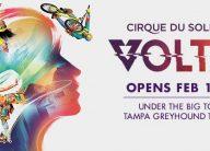 Cirque du Soleil's Volta opens February 14
