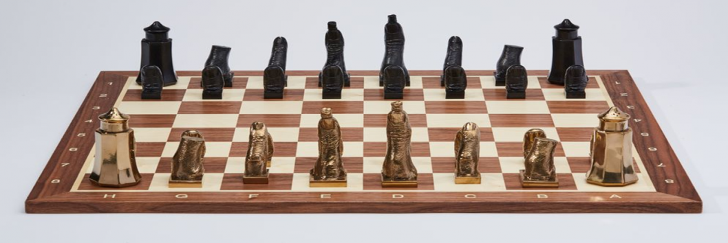 Chess at The Dalí