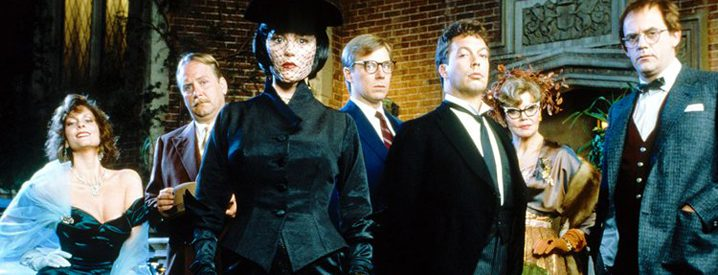 Scene from the film Clue