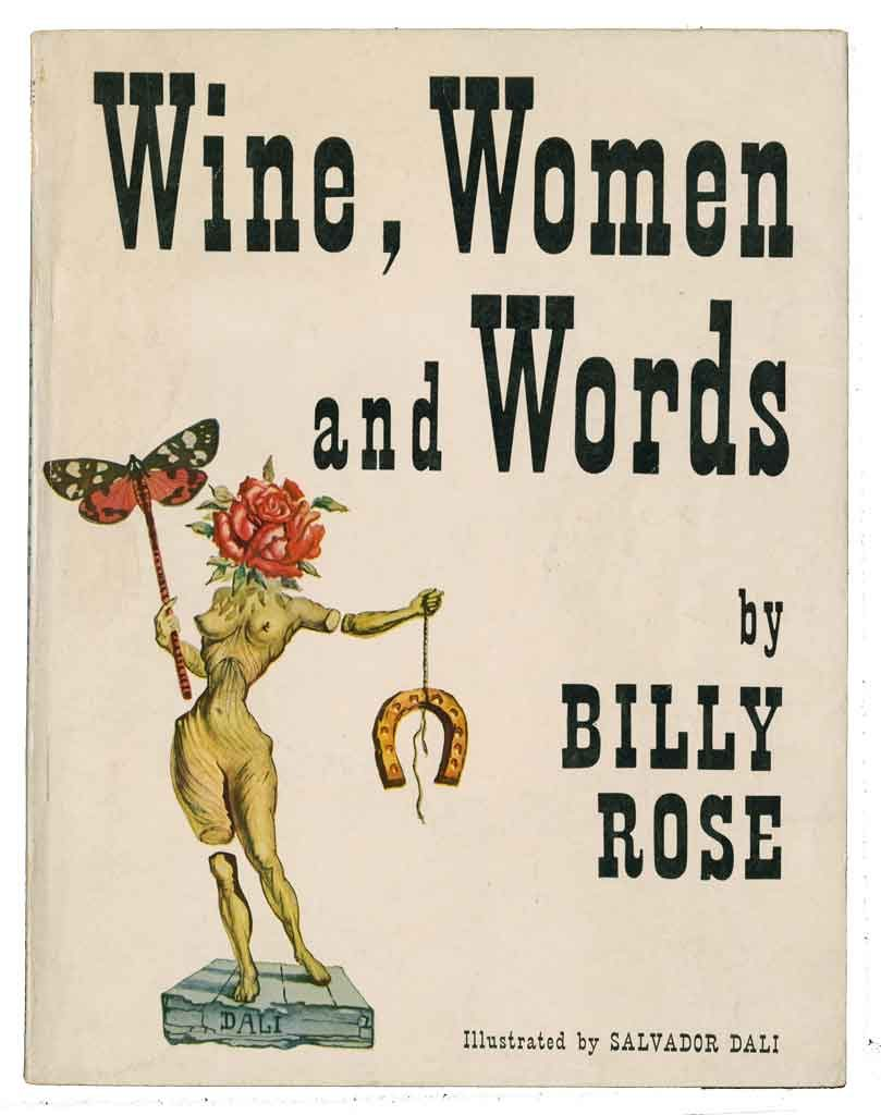 Wine Women and Words book cover