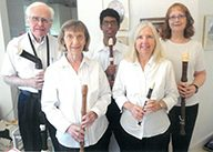 Music at The Dali: Pilgrim Pipers