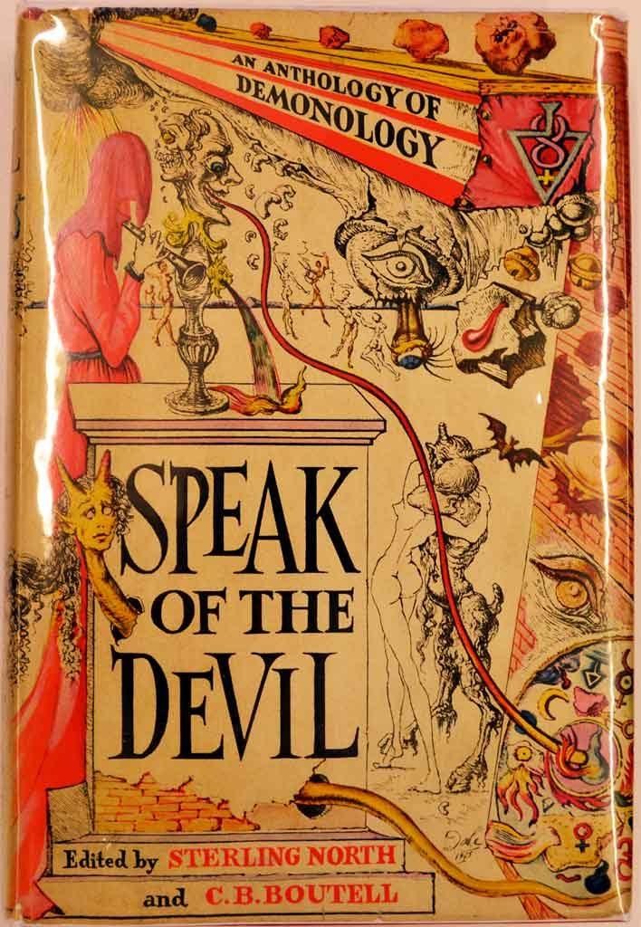 Speak of the Devil Front Cover
