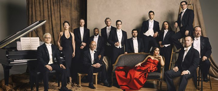 China Forbes and Pink Martini