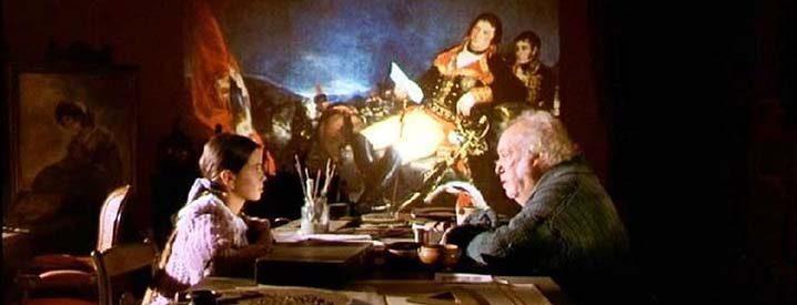 Goya in Bordeaux movie still