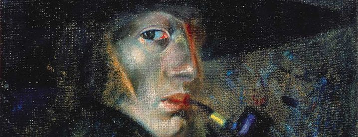 Self-Portrait (Figueres), 1921