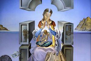 Madonna of Port Lligat