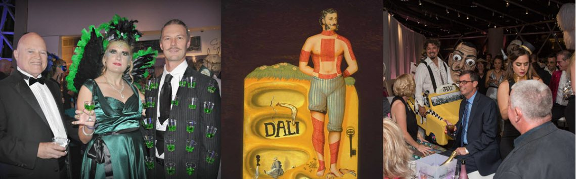 Sueños de Dalí Sponsorship