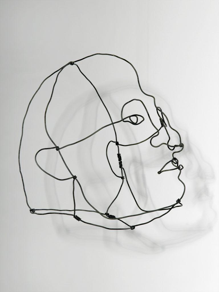 Alexander Calder's Mask