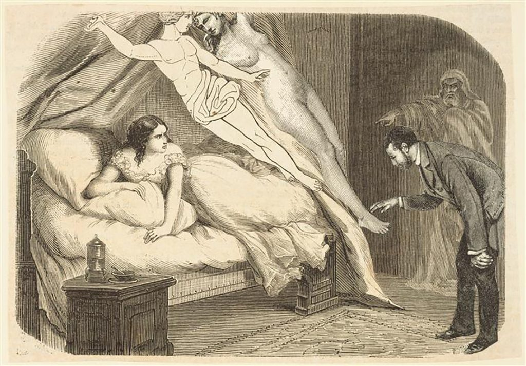 Max Ernst's Bodiless Bodies