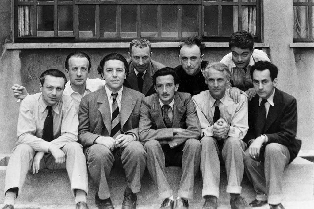 Surrealist group image