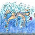 Drowning Into Despair by Venecia Garcia