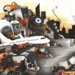 Destruction by Courtney Nguyen