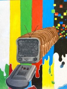 Camila Diaz. Consumption of Television