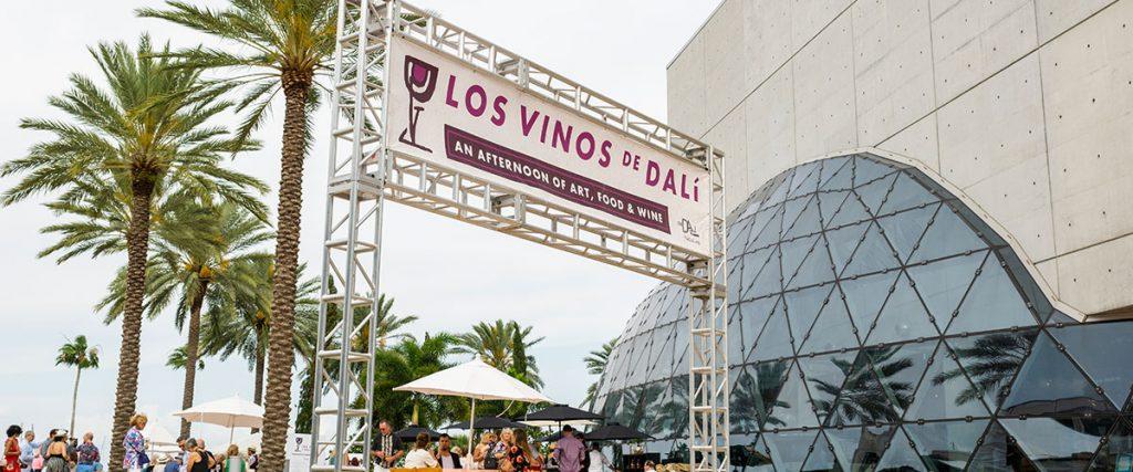 Fundraising Event, Los Vinos de Dali