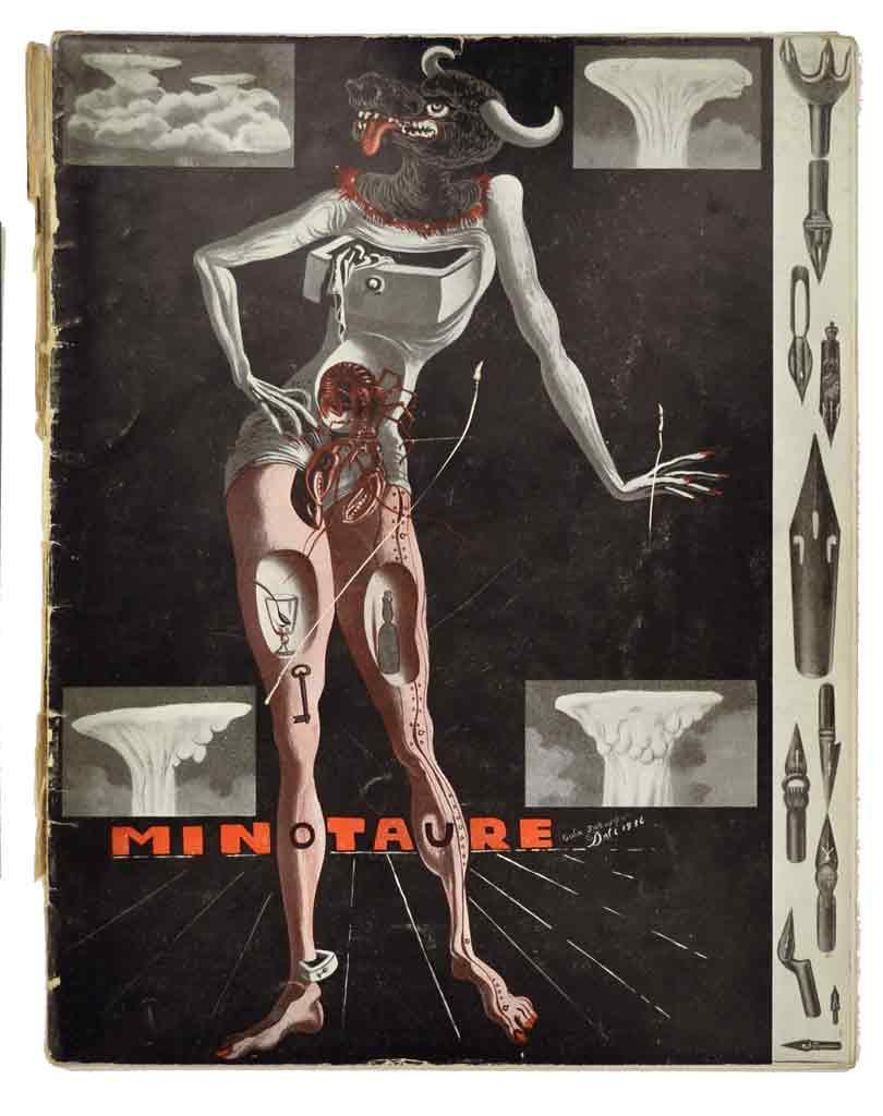 Minotaure, June 15, 1936
