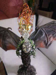 Dali Dozen's Brandy Stark's work entitled Hallows Spirit
