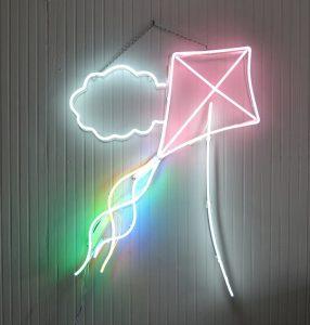 Dali Dozen's Eric Roeske's work entitled Neo Kite