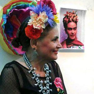 Dali Dozen's Pamel Trow Headshot