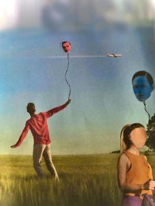 The Dali Museum's 2021 Student Surrealist Exhibit Online: Pinellas, Artwork by Colette Kistulentz Flying High Clearwater Fundamental Teacher: Karen Santangelo Grade 7