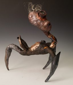 The Dali Museum's 2021 Student Surrealist Exhibit Online: Pinellas, Artwork by Xavier Sumner Other World Dream Visionary Lakewood High Jayce Ganchou Grade 12
