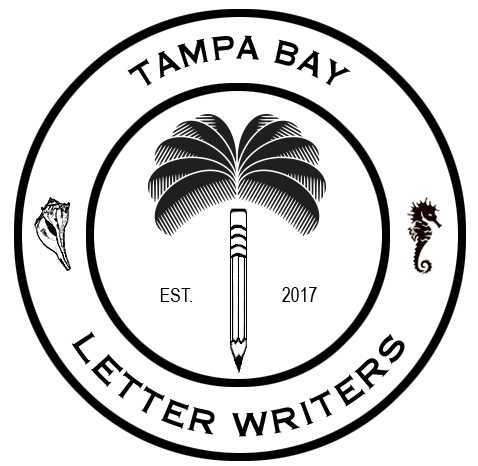 Tampa Bay Letter Writers Logo