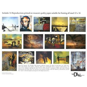Dali Museum Store, art prints