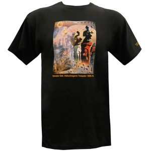 Dali Museum Store, Hallucinogenic Toreador shirt