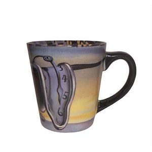 Dali Museum Store, melting clock mug
