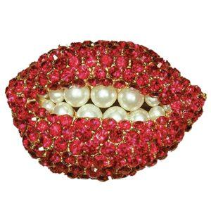 Dali Museum Store, ruby lips