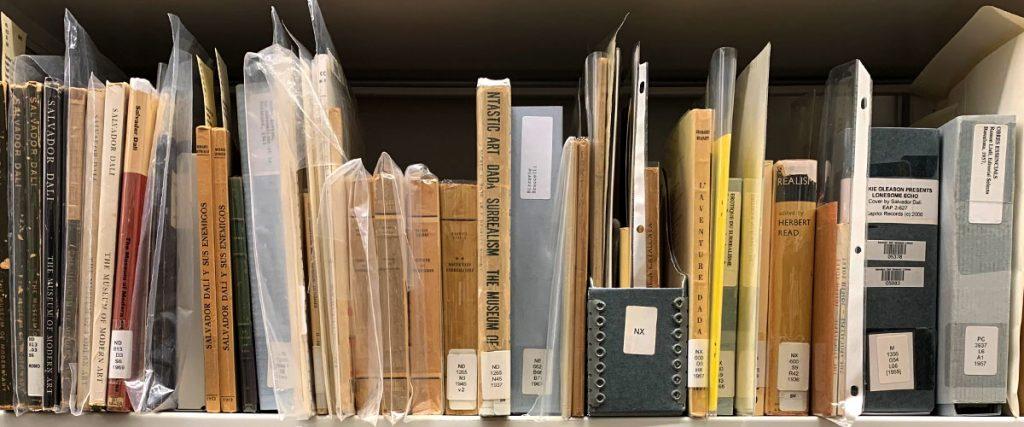 Dali Museum Archive