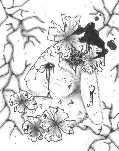 The Dali Museum's 2021 Student Surrealist Exhibit Online art by Adrianna Miller