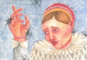 The Dali Museum's 2021 Student Surrealist Exhibit Online art by Ashley Harrop