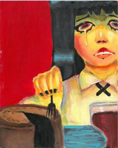 The Dali Museum's 2021 Student Surrealist Exhibit Online art by Ava Prator