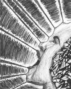 The Dali Museum's 2021 Student Surrealist Exhibit Online art by Ciana DiFiori