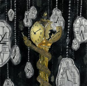 The Dali Museum's 2021 Student Surrealist Exhibit Online art by Elliott Francolla