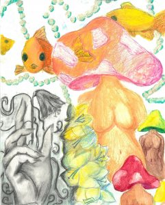 The Dali Museum's 2021 Student Surrealist Exhibit Online art by Ester Rodrigues